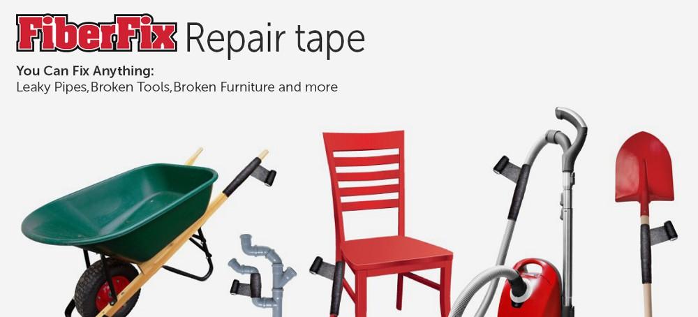 Fiber Fix ремонт своими руками
