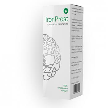 IronProst - от простатита