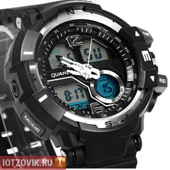 Военные Часы Quamer Watch