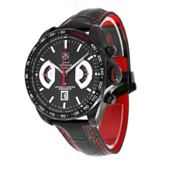 TAG Heuer: Grand Carrera Calibre 17
