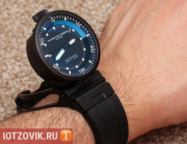 часы Porsche design P'6780 Diver