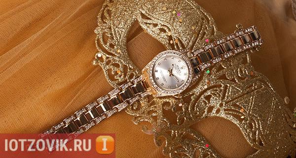 Rolex Oyster Women часы