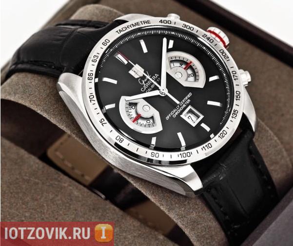 часы TAG Heuer: Grand Carrera Calibre 17