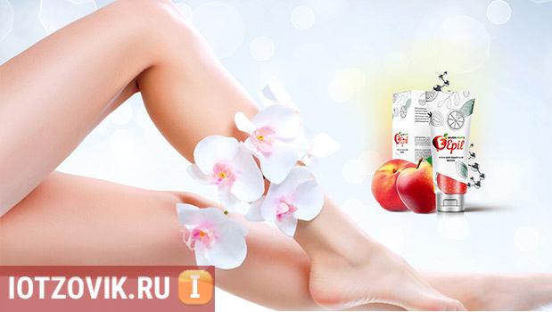 крем Silver Fruits Epil