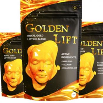 на маску для лица GoldenLift