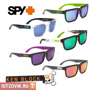 SPY от Ken Block