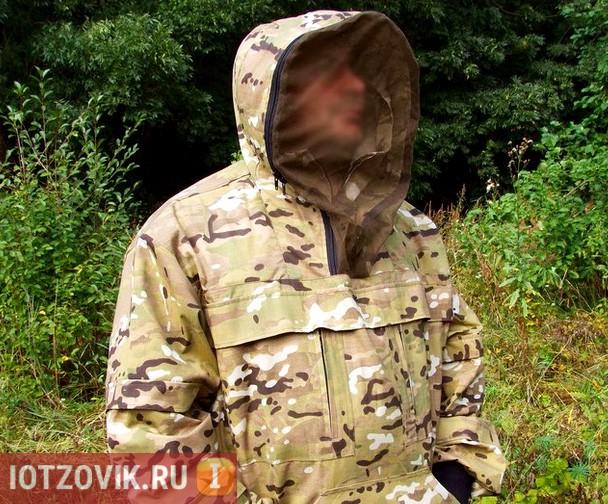 защитный костюм от клещей Биопроф