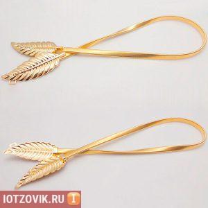 золотой пояс Victoria lux