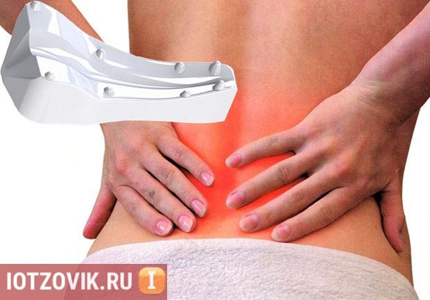 Sacrus от болей в спине и позвоночнике