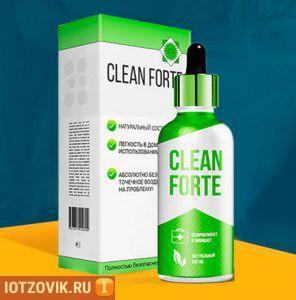 Clean Forte от гастрита