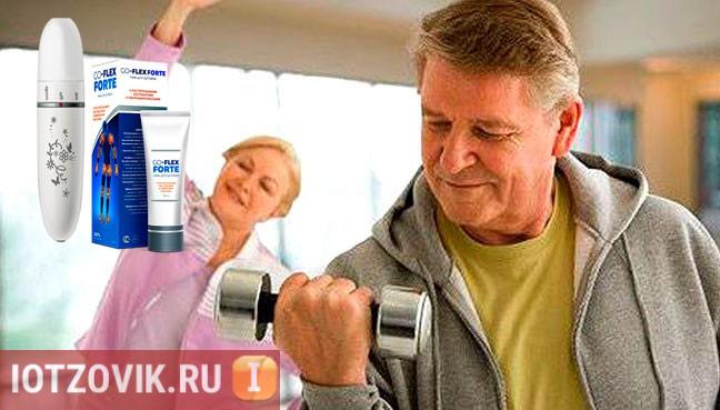 Здоровье ваших суставов Go-Flex