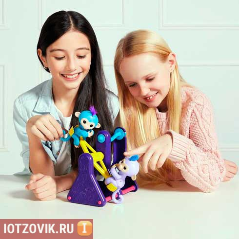 Fingerlings Monkey отзывы