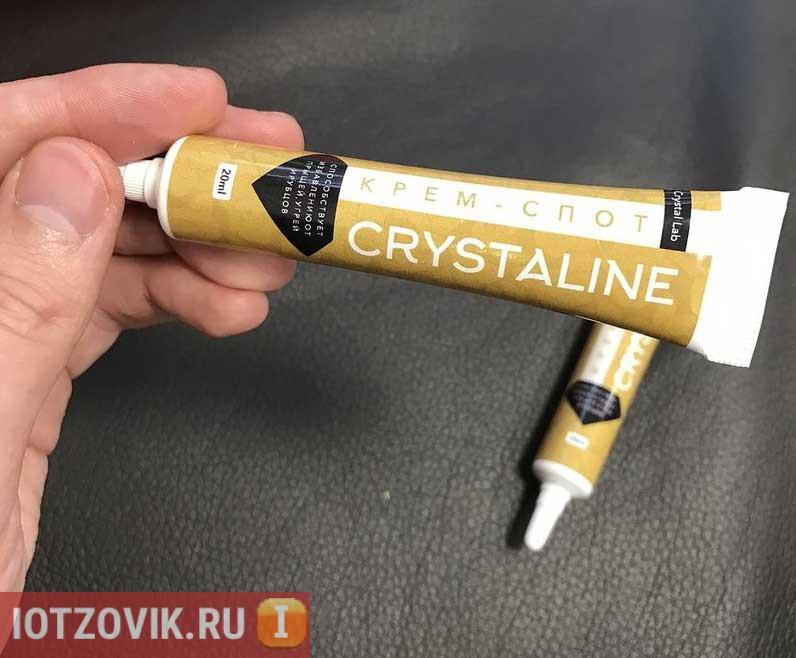 Crystaline реальные фото