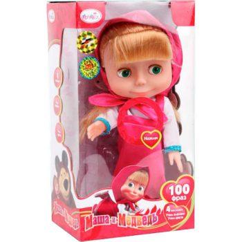 кукла маша интерактивная в подарок