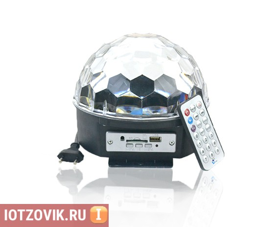 Лампа Led Crystal Magic Ball