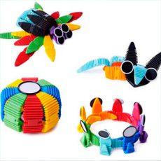 разноцветный конструктор