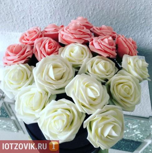 букеты цветов с алиэкспресс