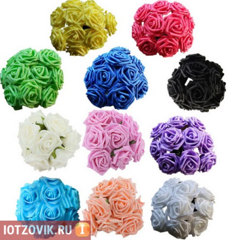 aliexpress цветы для свадеб