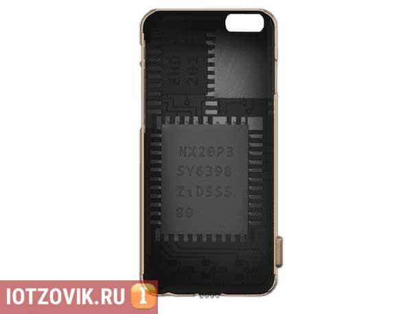 чехол зарядка Iphone