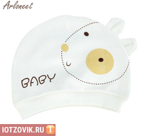 хлопковая шапочка для малышей