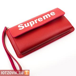 Портмоне Supreme от Louis Vuitton