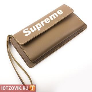 бежевый Supreme от Louis Vuitton