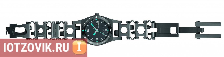 Часы-мультитул Leatherman Tread Tempo