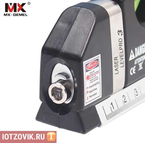 дешевый лазерный уровень с алиэкспресс