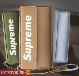 fd80586db33e Женское портмоне Supreme от Louis Vuitton отзывы покупательниц
