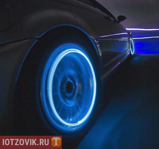 Neon - светодиодный ниппель