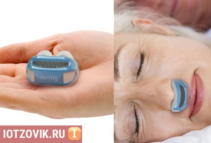 средство для лечения храпа, отзывы, snorest