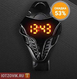 часы кобра лед