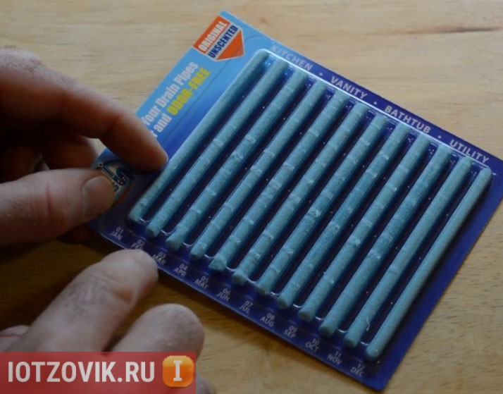 Фотография палочек Sani Sticks