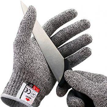 защитные перчатки от порезов