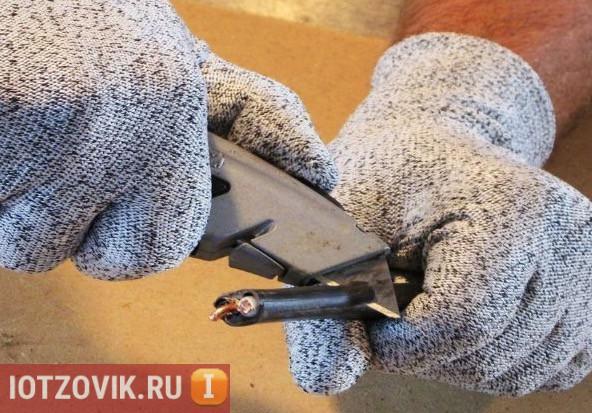 перчатки от травм