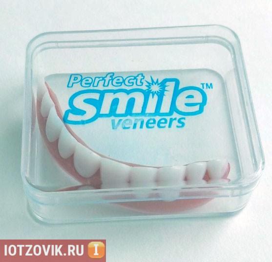 упаковка Perfect Smile Veneers