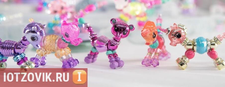 коллекция игрушек TWISTY PETZ