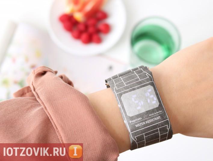 немецкие бумажные часы