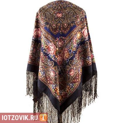 павловопосадские шелковые платки