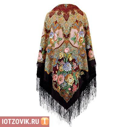 павловопосадский платок вк