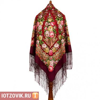 отзывы павловопосадский платок