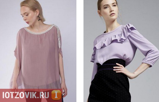 отзывы о блузках