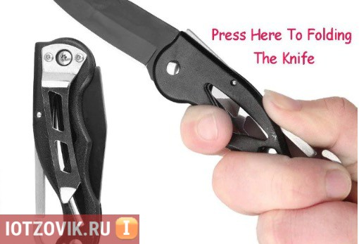 какой ножик в комплекте для выживания