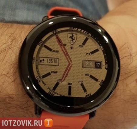 Смарт-часы Xiaomi Amazfit Pace отзывы