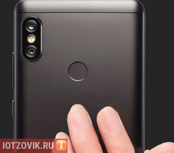 камера note 5