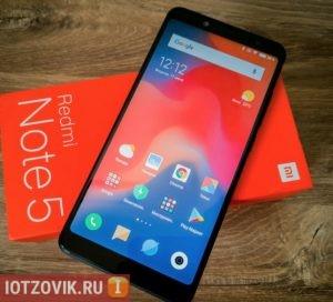 Отзывы о бюджетном смартфоне XiaomiRedmiNote 5