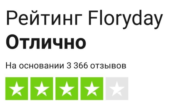 Интернет-магазин Floryday отзывы