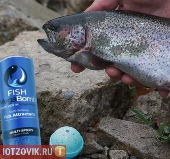 приманка для рыбы из США