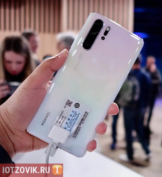 Huawei P30 PRO тройная камера у копии