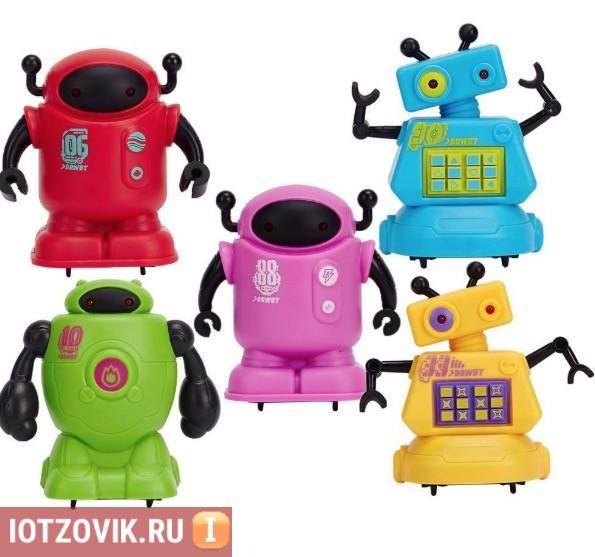 коллекция роботов